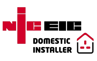 NIC EIC Registered domestic electrician Attleborouh